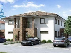 3 izbový byt s garážou, pozemkom a 2 park. miestami na predaj NOVOSTAVBA