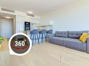 AXIS REAL:: Nový 2-izb. byt, SKY PARK residence, LODŽIA, klimatizácia
