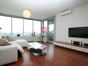 HERRYS - na prenájom - priestranný a kompletne zariadený 2 izbový byt v Novostavbe III Veže