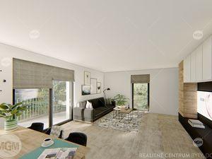 (14_4) 2-izbový byt v projekte Living Park Svit