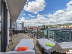 Prenájom úžasný 4 izb.mezonet,terasa,novostavba,Trnavská cesta,Ružinov