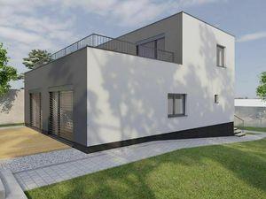 Dvojizbový byt v dvojdome s terasou a predzáhradkou