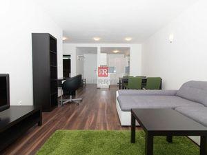 HERRYS - Na prenájom 2 izbový kompletne zariadený byt v novostavbe TatraCity na 5. poschodí s veľkým