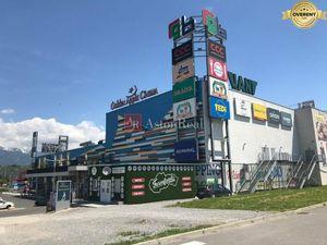 Exkluzívny komerčný priestor na prenájom v Liptovskom Mikuláši od 21m2