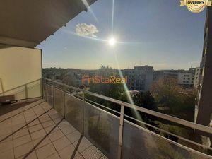 Prenájom 3-izbový byt s balkónom, Klenová ul., Kramáre