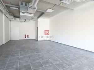 HERRYS - Na prenájom obchodný priestor v novostavbe Pekná Vyhliadka v Dúbravke