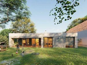 Samostatný 5i RD v holodome, 137 m2 + terasa 33 m2, novostavba 2021
