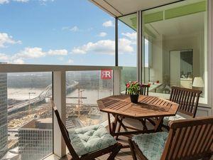 HERRYS, Predaj moderného 2 izbového bytu s lodžiou na 32 poschodí v projekte PANORAMA CITY