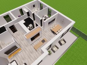 PREDAJ - 4 izbový byt v Dunajskej Strede NOVA VILLAGE