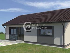 AG reality I posledný 4 izbový rodinný dom s klasickou sedlovou strechou v tichej lokalite Kvetoslav