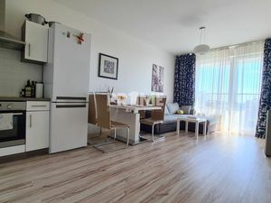 Moderný 2i byt, novostavba, loggia, výhľad, parking, Jégého, Ružinov