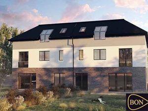 VILADOMY MALINOVO 4A - Exkluzívny - 3 izbový byt so záhradou