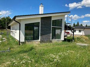 Novostavba bungalovu v obci Lovča