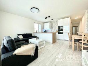 DELTA   PRENÁJOM: Bory Bývanie 2 - Zariadený 3kk byt v novostavbe, 83 m2
