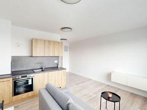 NEO- zariadený 1i byt v novostavbe Biely Kostol