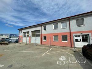 DELTA   Administratívny objekt so skladovým priestorom, investičná príležitosť, Petržalka, 1327 m2