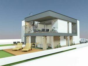 REZERVOVANÉ - 3-izbový byt v rodinnej vile s terasou a záhradou, Stupava