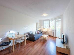 SVOBODA & WILLIAMS I 2-izbový byt s balkónom Jégeho alej, Ružinov