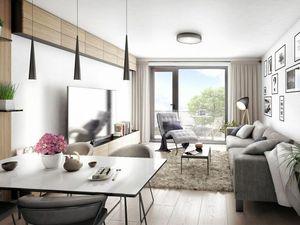 2 - IZBOVÝ byt s KUCHYNSKOU LINKOU V CENE BYTU v projekte NOEMIS Stupava
