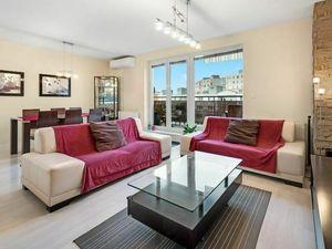 Krásny 3 izbový byt s terasou a garážovým státím na Majerníkovej ulici