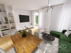 DELTA   OPÁL: nový 3 izb. byt v novostavbe, Jarovce, 76 m2