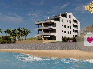 HR/MANDRE - Predaj luxusných 3i apartmánov priamo pri mori