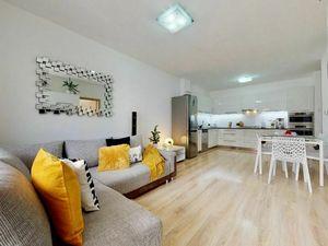 Kompletne zariadený 2-izb. byt s garážou v Pezinku