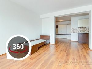 AXIS REAL:: Veľkometrážny 2-izbový byt, PARKING, Stupava, Marcheggská