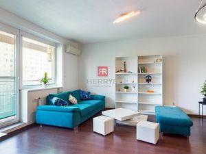 HERRYS - na predaj 2 izbový byt v novostavbe na začiatku Petržalky
