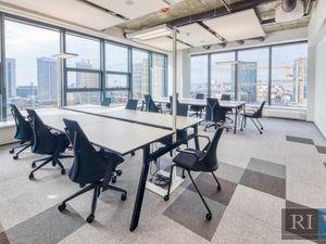 Kompletne zariadené priestory s najvyšším štandardom a absolútnym kancelárskym servisom