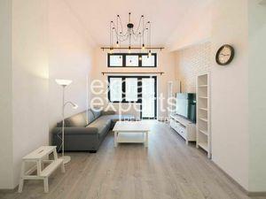 Krásny 2i byt, 60 m2, zariadený, klimatizácia, s balkónom a parkovaním