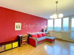 3i byt s veľkým balkónom, tehla, klimatizácia, blízko Fresh Market, Yeme, OC VIVO