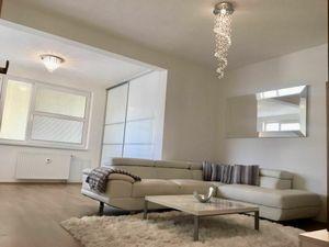 NA PRENÁJOM :Veľký , krásne zariadený 2 izbový byt s terasou v novostavbe BOTANIKA s upratovaním
