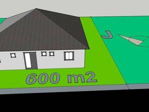 Na predaj rodinný dom, pozemok 600 m2, Galanta