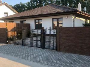 !!!NOVOSTAVBA!!! Predaj 4 izb. bungalovu so záhradou  v štandarde s kuchyn.linkou v Rovinke