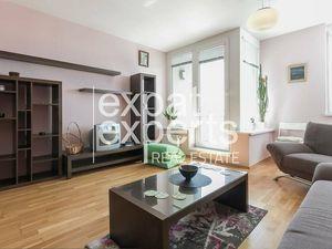 Príjemný 2i byt, 65 m2, zariadený, s balkónom, parkovanie