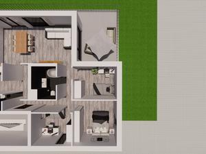 PREDAJ - 4 izbový byt Dunajská Streda NOVA VILLAGE