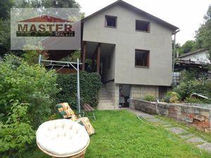 MASTER REAL- Na Predaj dvojpodlažná- záhradná chata - 493 m2, Handlová, osada- Boriny