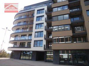 Ponúkame do prenájmu 2 izbový moderný byt s priamym výhľadom na Dunaj v novostavbe Zuckermandel na Ž