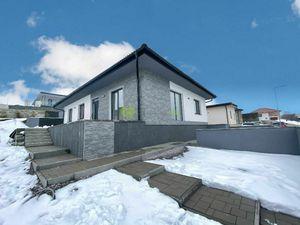 Na predaj 4i rodinný dom, bungalov v novovybudovanej vilovej štvrti pri Prešove - Čergov