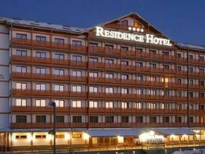 2 izbový apartmán v hotely Residence