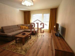 Prenájom novostavba 2 izbový byt, Nitra - centrum