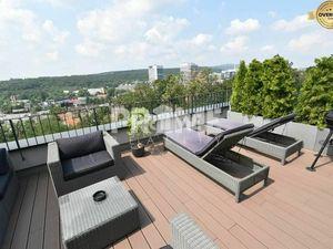 Nadštandardný 3i byt, terasa, klíma, parking, novostavba, Kramáre