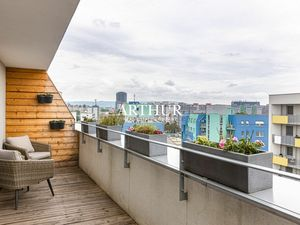 ARTHUR - EXKLUZÍVNE novostavba 3 izb. byt  s terasou a loggiou (NUPPU)