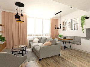 City Gate - 3 izbový byt 304.C