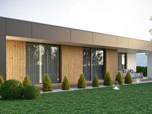 LEN U NÁS Novostavba rodinného domu v Bernolákove