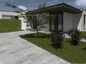 Moderný 4 izbový dom