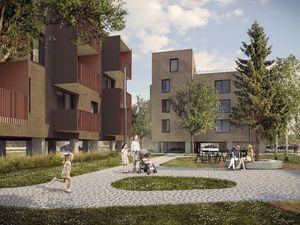 Nové byty už vo výstavbe aj s virtuálnou prehliadkou!