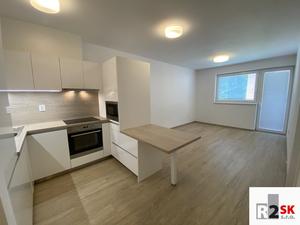 Prenajmeme novostavbu 2+kk bytu, Žilina - Hliny, Bulvár Residence, R2 SK.