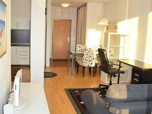 Prenájom 2izb. bytu s garážovým státím v Novostavbe UNIVERSO, kompletne zariadený, Ružová dolina, VO